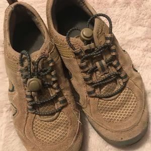 Lands End Shoes Boys size 1